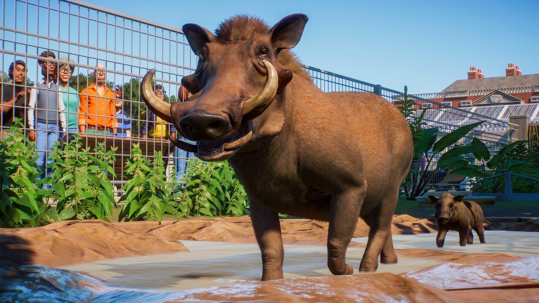Хроники кабанопокалипсиса: как игроки сломали экономику симулятора зоопарка Planet Zoo
