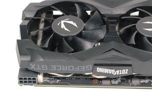 ZOTAC GeForce GTX 1660 Ti im Test