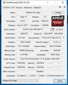 Caseking KingMod Radeon RX Vega 56