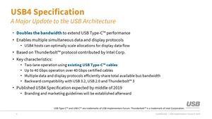 USB IF zu USB4