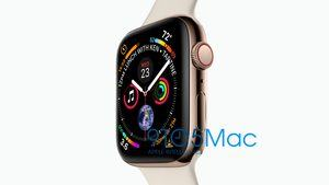 Leak zum Apple iPhone XS und Apple Watch Series 4