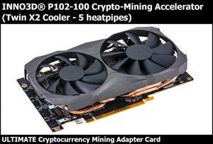 Inno3D P102-100 Mining-Karte