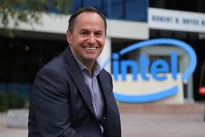 Nun offiziell CEO von Intel: Robert Swan