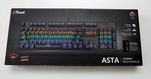 Trust GXT865 Gaming Mechanical Keyboard