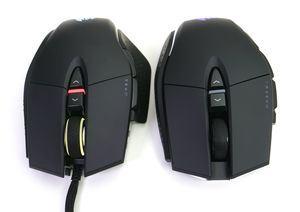 Corsair M65 RGB Ultra und M65 RGB Ultra Wireless