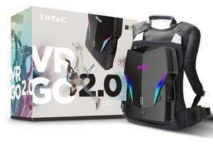 ZOTAC VR GO 2. Generation