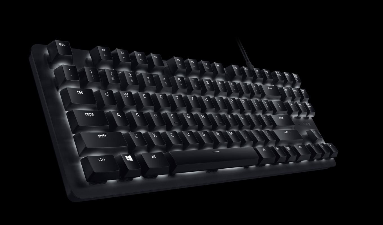 Razer BlackWidow Lite: механическая клавиатура для игр и работы