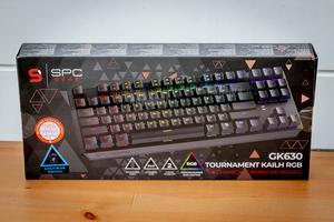 SPC Gear GK630K Tournament