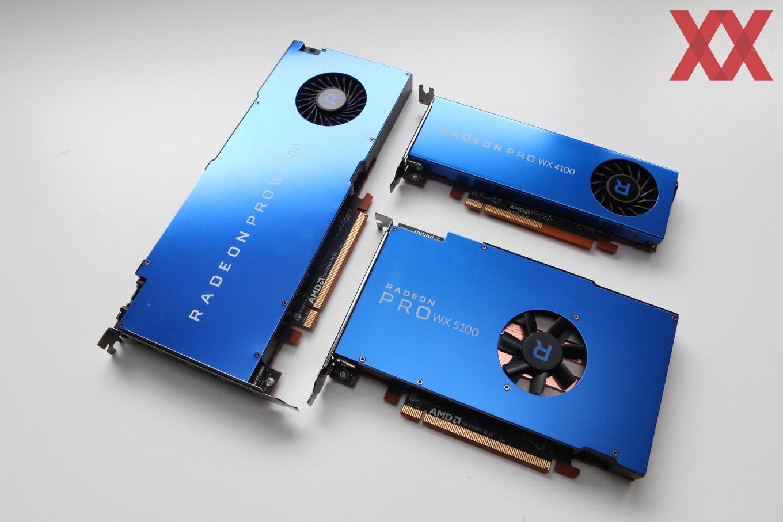 Тест и обзор: видеокарты AMD и NVIDIA для рабочих станций