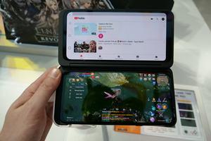 LG G8X ThinQ mit Dual Screen
