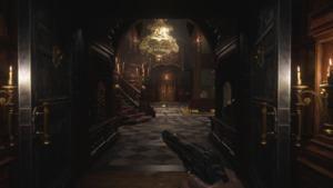 Resident Evil Village - FSR Qualität