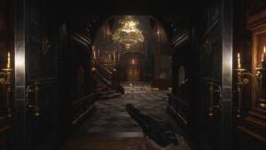 Resident Evil Village - FSR Ultra-Qualität