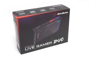 AVerMedia Live Gamer DUO - GC570D