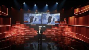 AMD 3D V-Cache Technologie