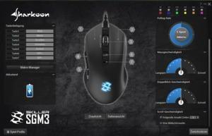 Sharkoon Skiller SGM3