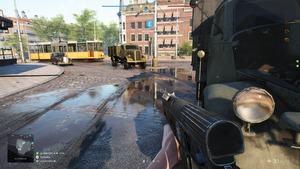 Battlefield V mit aktiviertem RTX