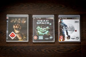 Dead Space Trilogie