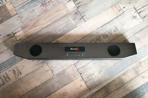 Die Soundbar ist das Herzstück des Creative Sound BlasterX Katana