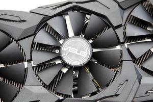 ASUS ROG Strix Radeon RX Vega 64 OC Edition