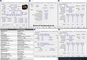 Samsung A-Die bei DDR4-3800 CL18-22-22