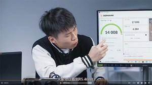 GeForce RTX 3090 per M.2-PCIe-Adapter angebunden