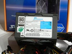 Seasonic S12 Energy 650W mit 80 PLUS (von 2006)