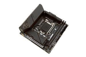 MSI MEG Z490I UNIFY im Mini-ITX-Format