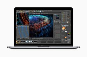 Apple MacBook Pro mit TouchBar und Coffee-Lake-Prozessoren