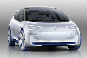 Volkswagen verspricht für den I.D. eine Reichweite von 400 bis 600 km (©: Volkswagen)