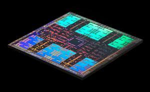 Die-Shot der GF100-GPU
