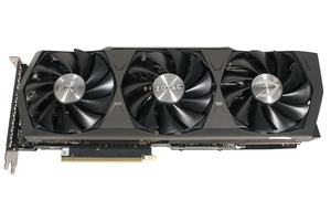 ZOTAC Gaming GeForce RTX 3080 Trinity im Test