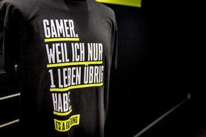 Gamer - Weil ich nur ein Leben übrig habe