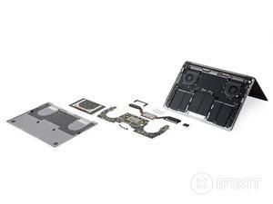 Teardown des Apple MacBook Pro 2018 durch iFixit