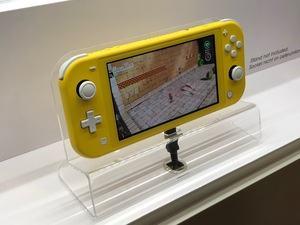 Nintendo Switch Lite auf der Gamescom 2019 gesichtet