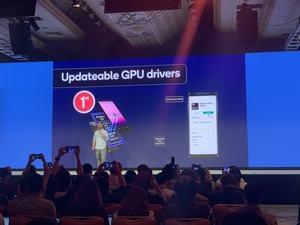 Adreno-650-GPU mit Treiber-Updates