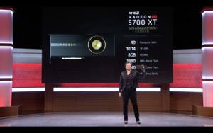AMD ​Radeon RX 5700 XT 50th Anniversary Edition