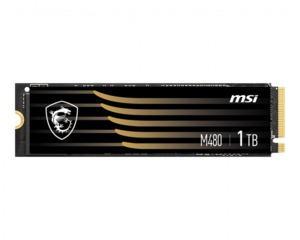 Die ersten SSDs von MSI