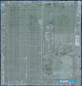 Die-Shots des Samsung Exynos 9820 (Bild: ChipRebel)