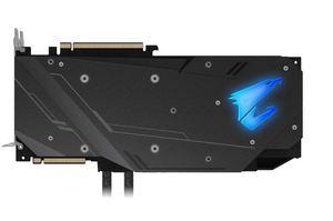 GeForce Aorus 2080 RTX WaterForce Xtreme