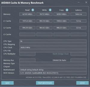 AMD Ryzen 4700S Desktop Kit - Benchmarks