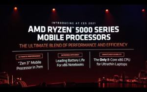 Keynote zu AMD Ryzen 5000 Mobile
