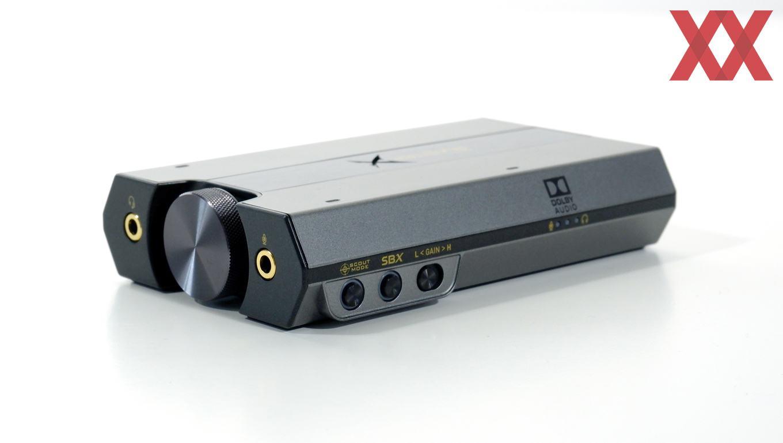 Тест и обзор: Sound BlasterX G6 - внешняя звуковая карта для