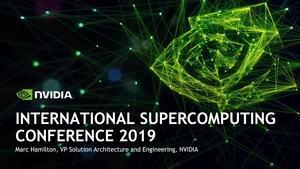 NVIDIA ISC 2019