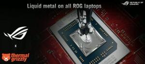 ASUS ROG-Notebooks 2021: Detailverbesserungen