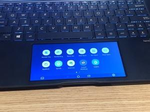 ASUS zeigt das ScreenPad 2.0 auf der Computex 2019