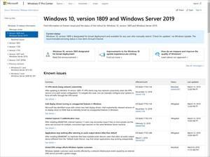 Windows 10 Mai Update 2019