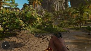 Far Cry 6 - FSR Ultra-Qualität
