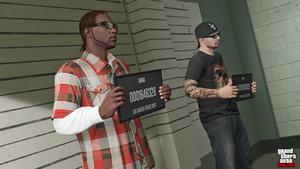 Screenshots zu GTA 5