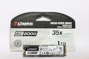 Kingston KC2000 NVMe SSD Review