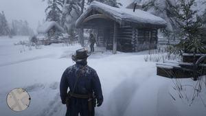 Red Dead Redemption 2: DLSS Ausgewogen